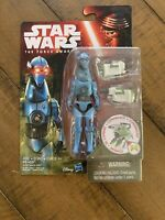 """Star Wars The Force Awakens Combine 3.75"""" PZ-4CO Droid new sealed"""