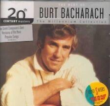 20th Century Masters: The Millennium Collection: Best of Burt Bacharach by Burt Bacharach (CD, Jul-1999, A&M (USA))