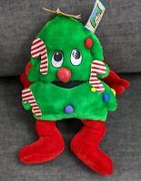 Christmas Plush Peek a Boo Christmas Tree Plush with Tags