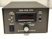 Physical Electronics Digi-Pak 270 Digital Ion Bench-Top Laboratory Lab Module