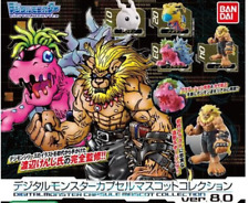 Digimon Universe Digital Monster Capsule Mascot Collection ver.8.0 4 type sets