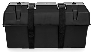 Camco Double Battery Box Straps Hardware Group GC2 Stores RV Automotive Marine