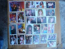 RBD Anahi Mia 26 panini stickers official product REBELDE 2005 made in italy