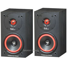 One Pair Cerwin Vega SL-5M Bookshelf Speakers 5 1/4