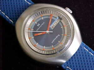 Vintage Outstanding Hamilton Automatic Ref. 825003-3 Super Case & Dial Must See