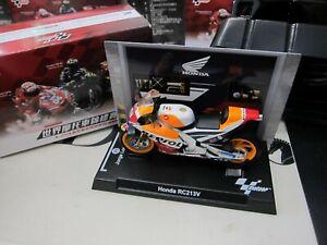 GRANI & PARTNERS - motoGP - Honda RC213V no.99 Jorge Lorenzo 1/24 Mini Bike D9