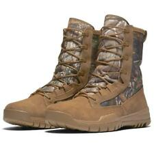 """Nike SFB 8"""" Field RealTree Mens Size 9.5 Boots Coyote Special Hard Rubber"""
