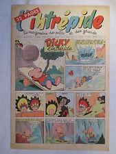 L'INTREPIDE 362  ANNEE 1956