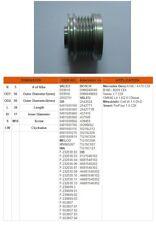 Mercedes Benz Alternator Clutch Overrun Pulley A160 A170 CDI Smart F-553857