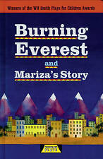 Burning Everest & Marizas Story (Heinemann Plays)-ExLibrary