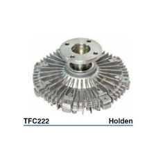Tru-Flow Fan Clutch TFC222 fits Holden Rodeo RA 3.0 DiTD (TFR77), RA 3.0 DiTD...