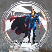 2016 Canada BATMAN v SUPERMAN: Dawn of Justice™ - Superman - $10 Pure Silve Coin