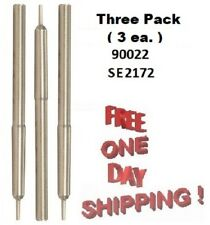 LEE Decapping / Decapper Pins for 5.56mm or 223 Rem. 3 Pack  SE2172 / 90022 New!