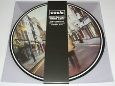 OASIS - (What's The Story) Morning Glory LP 2 x Limited Picture Disc Vinyl Liam