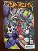 WAR OF THE REALMS #1 (2019) Ramos International Connecting Variant Marvel