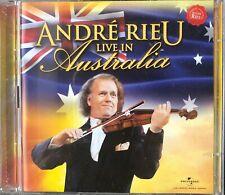 ANDRE RIEU - LIVE IN AUSTRALIA - 2 CD