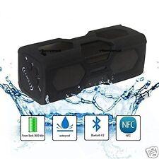 Outdoor Waterproof Shockproof Portable NFC Bluetooth 4.0 Mini Speaker