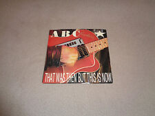 """ABC – That Was Then But This Is Now - Mercury 7"""" Vinyl 45 - Promo - PS - NM-"""