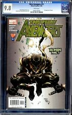 NEW AVENGERS  #11 CGC 9.8 WHITE PAGES FIRST APPEARANCE OF RONIN! DISNEY