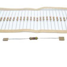100x M0.4W-4K7 Resistor metal film THT 4.7kΩ 0.4W ±1% Ø1.9x3.7mm ROYAL OHM