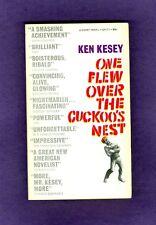 Ken Kesey ONE FLEW OVER The CUCKOO'S NEST Asylum Loony Bin Mayhem Drugs MOVIE