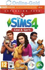 The Sims 4 Cani & Gatti Cats & Dogs espansione - PC Origin codice digitale - ITA