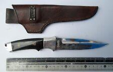 Vintage 440C Stainless Steel Spear Point Knife HANDMADE