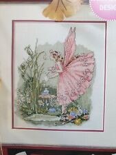 Fairyworld, Enchanted Garden Cross Stitch Chart only