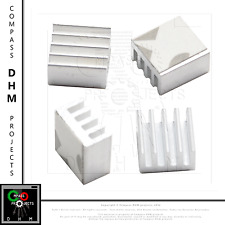 4 Pcs Aluminium Mini Heatsink - Heat Sink Radiator A4988 DRV8825 9x9x5 mm 3D