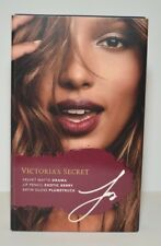 Victoria's Secret Jasmine`s Lip Kit Velvet Matte Drama Pencil Exotic Berry Satin