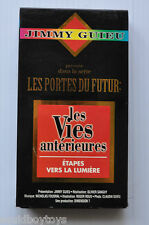 - JIMMY GUIEU Les Portes du Futur: les Vies Anterieures French VHS Video -