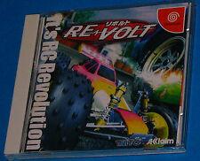Re-Volt - Sega Dreamcast DC - JAP Japan JP