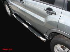 "02-08 DODGE RAM CREW / QUAD CAB 3"" S/S Bolt-On SIDE STEP NERF BAR RUNNING BOARD"