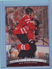 2011/12 UD Programme Of Excellence POE #C262 ERIK GUDBRANSON Canvas 11/12