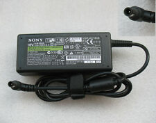 Genuine Original AC Power Adapter Charger F Sony Vaio VGN-TZ11XN/B, VGN-TZ21MN/N