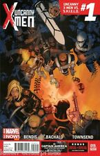 Uncanny X-Men #19.NOW Comic Book 2014 #19.1 - Marvel #19