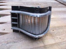 1973 MARQUIS 2 DOOR BROUGHAM LEFT SIGNAL CORNER MARKER LIGHT OEM USED MERCURY