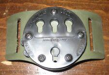 "G-CODE RTI wheel 2"" belt slide holster adapter mount OD green kydex waist"