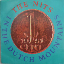 "7"" 1987 KULT! NITS : In The Dutch Mountains // VG+ \"