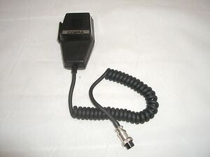 COBRA REPLACEMENT 5 PIN CB COFFIN MICROPHONE FOR 142- 148- 2000GTL 5620249001