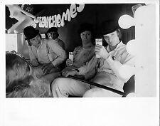 Photo originale Malcolm McDowell A Clockwork Orange Stanley Kubrick lait