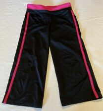 Champion girls active wear capri size M