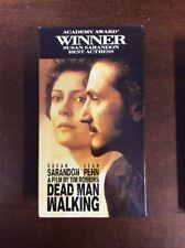 Dead Man Walking (VHS, 1996) Susan Sarandon Sean Penn VHSshop.Com