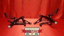 (B) UNIVERSAL REARSETS BLACK FINISH