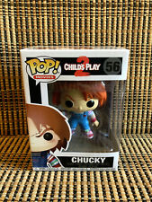 Child's Play 2: Chucky (Funko Pop Vinyl Figure)Pop! Movies #56.