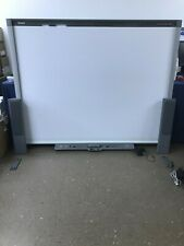 Smart Board Sbx880 77 Dvit Interactive Whiteboard With Pens And Speakers