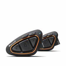 Midland BTX1 Pro Hi-fi Twin Rider Pillion Intercom - Ideal for Motorbike helmet
