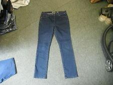 """John Rocha Alice Jeans Petite Size 12 Leg 30"""" Faded Dark Blue Ladies Jeans"""