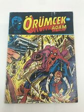 SPIDERMAN #159 - Foreign Comic Book - 1980s 80s - MARVEL - ULTRA RARE