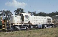 AGRICO NYSW Railroad Locomotive PIERCE FL Original 1975 Photo Slide